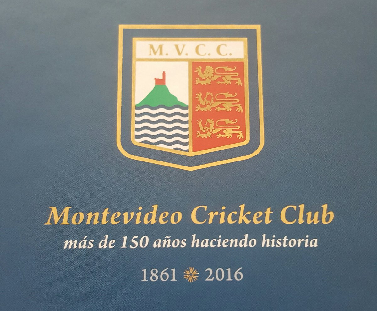 Lanzamiento del Libro Montevideo Cricket Club