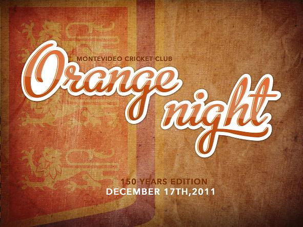 ORANGE NIGHT 2011