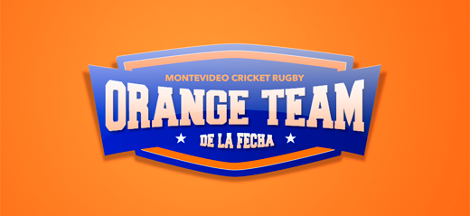 EL ORANGE TEAM DE LA FECHA
